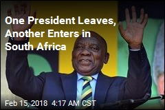 South Africa Poised to Get New President