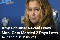 Inside Amy Schumer's Celeb-Heavy Secret Wedding