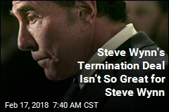 Steve Wynn's Termination Deal Is 'Very Unusual'