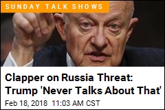 Clapper's Prediction on Mueller: 'More Shoes to Drop'