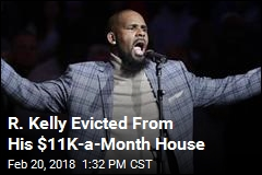 R. Kelly Rented Homes 2 Miles Apart, Gets Evicted From Both