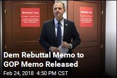Dem Rebuttal Memo to GOP Memo Released