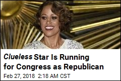 Clueless Star Stacey Dash Is Running for Congress
