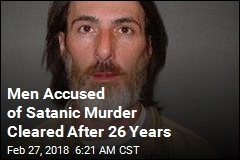 Men Accused of Satanic Murder Cleared After 26 Years