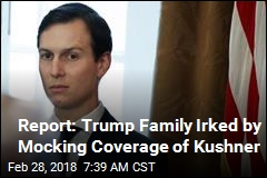 4 Nations May Have Seen Kushner as Easy Mark