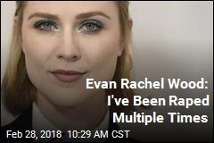 Evan Rachel Wood Testifies About Rapes, Abuse