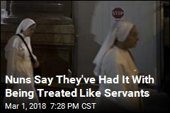 Nuns Criticize Treatment by Church—in Vatican Magazine