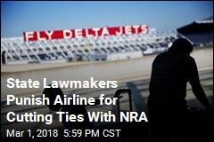Pro-Gun Georgia Lawmakers Score Political Win Over Delta
