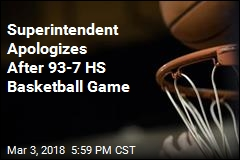 Superintendent Apologizes After 93-7 HS Basketball Game