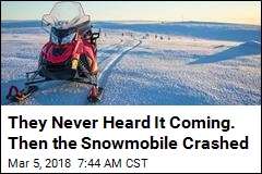 Snowmobiler Liable in Freak Runaway Accident