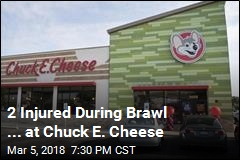 Chuck E. Cheese Brawl Ends With 2 Arrests