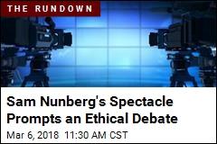 Sam Nunberg Spectacle: Did Media Go Too Far?