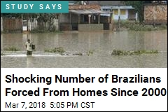 Since 2000, One Brazilian Per Minute Forced From Home