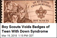 Dad of Teen With Down Syndrome Sues the Boy Scouts