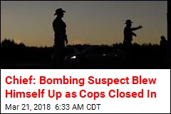 Report: Austin Suspect Blew Himself Up