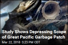 Great Pacific Garbage Patch Is Getting More Massive