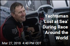 Yachtsman 'Lost at Sea' During Race Around the World