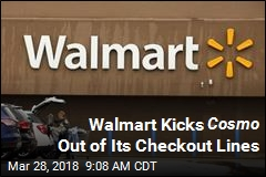 Sex Advice Just Got Harder to Find in Walmart