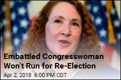 Esty Won't Seek Re-Election After Office Harassment Claims