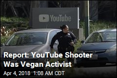 Report: YouTube Shooter Was Vegan Activist