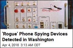 Homeland Security Detects Phone Spying Devices in DC