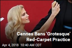 Red Carpet Selfies Banned at Cannes: They're 'Ridiculous'