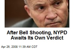 After Bell Shooting, NYPD Awaits Its Own Verdict