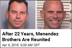 Menendez Brothers Reunited in Prison