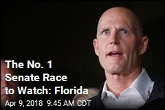 Rick Scott to Go After Florida Dem's Shaky Senate Seat