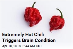 Man Needed Brain Scans After Chili-Eating Contest