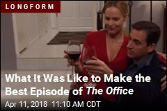 What It Was Like to Make the Best Episode of The Office