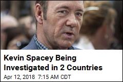 LA Prosecutors Looking at Case Against Spacey