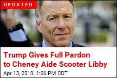 Trump Pardons Cheney Aide Scooter Libby