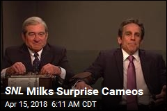 SNL Milks Surprise Cameos