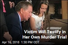 Victim Will Testify in Her Own Murder Trial