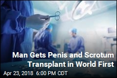 Combat Vet Gets First Ever Penis And Scrotum Transplant
