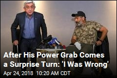 A Grab for Power, Then a Surprise About-Face
