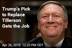 Mike Pompeo's Era Begins at State