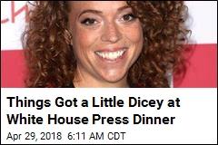 Absent Trump, White House Press Dinner Got Pretty Brutal