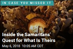 After a Terrible 1995 Theft, the Samaritans' Search Began
