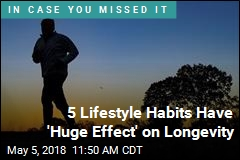 5 Habits Add 14 Years for Women, 12 for Men
