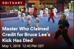 'Father of American Taekwondo' Dead at 86