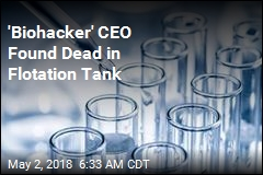 'Biohacker' CEO Found Dead in Flotation Tank