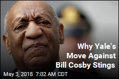 Why Yale's Move Against Bill Cosby Stings