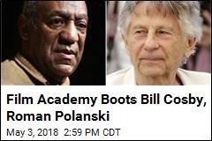 Film Academy Boots Bill Cosby, Roman Polanski