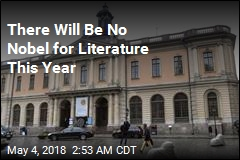 Nobel Prize in Literature Cancelled Amid Scandals