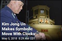North Korea Just Made a Symbolic Move With Its Clocks