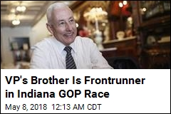 Mike Pence's Brother Seeks His Former House Seat