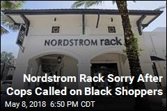 Nordstrom Rack Sorry After 3 Black Shoppers Falsely Accused of Stealing