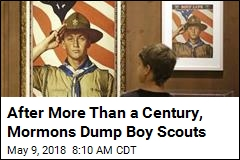 After More Than a Century, Mormons Dump Boy Scouts